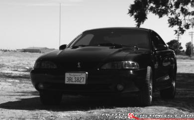 1996 Ford Mustang SVT