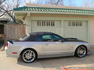 2007 Ford Mustang Roush GT