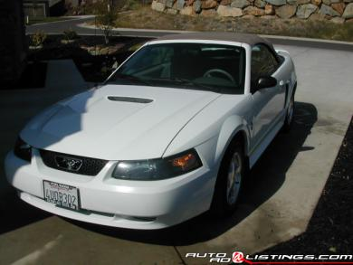 2001 Ford Mustang LX