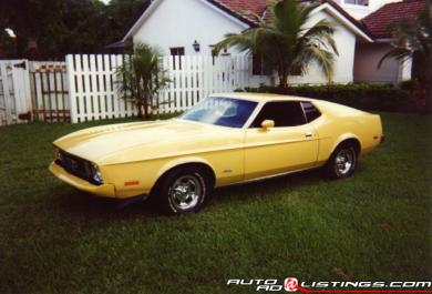 1973 Ford Mustang Other