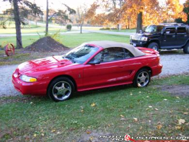 1994 Ford Mustang Cobra