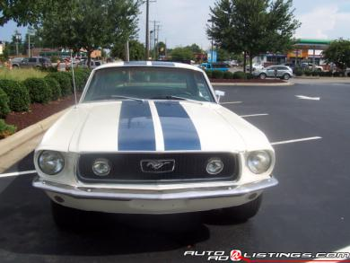 1968 Ford Mustang Other